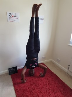 Headstand July 2020 1